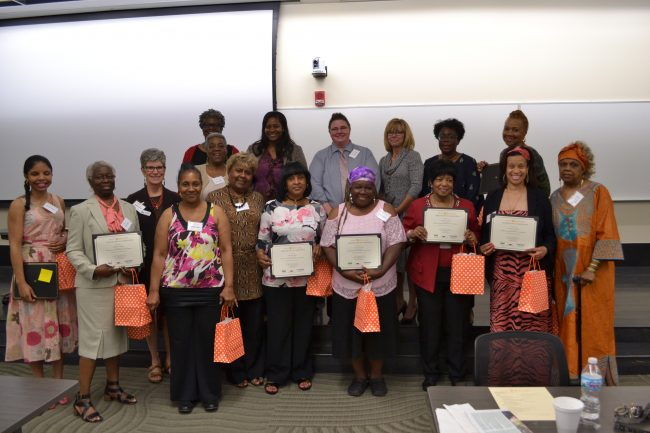 Cancer Action Councils Celebrate Graduation from Research Training Program