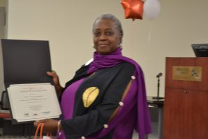 Bernice Bankhead, Western Wayne Cancer Action Council member